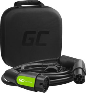 Green Cell GC Typ 2 5m Ladekabel