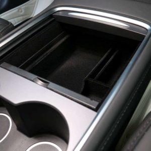 Tesla Model 3 Aufbewahrungsbox für Mittelkonsole mit Fächern