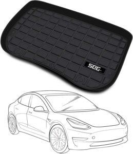 Vordere Kofferraummatte für Frunk Tesla Model 3