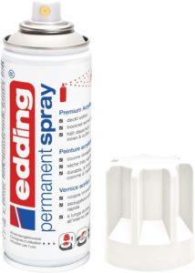 edding 5200 Permanent-Spray - verkehrs-weiß matt
