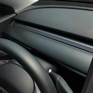 Amaturenbrett Blende für Model 3
