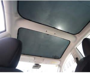 BMZX Model 3 Sonnenschutz Autofenster