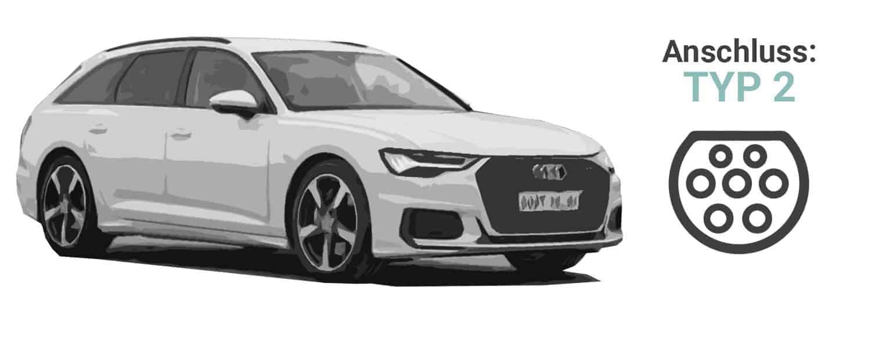 Ladekabel für Audi A6 Hybrid