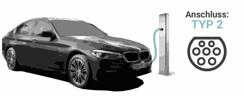 Ladekabel für 5er BMW Hybrid