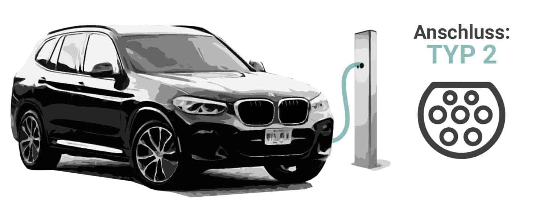 Ladekabel für X1 BMW Hybrid