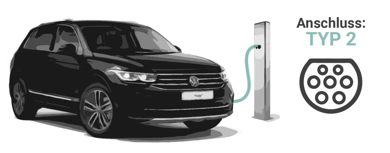 Ladekabel für VW Tiguan eHybrid